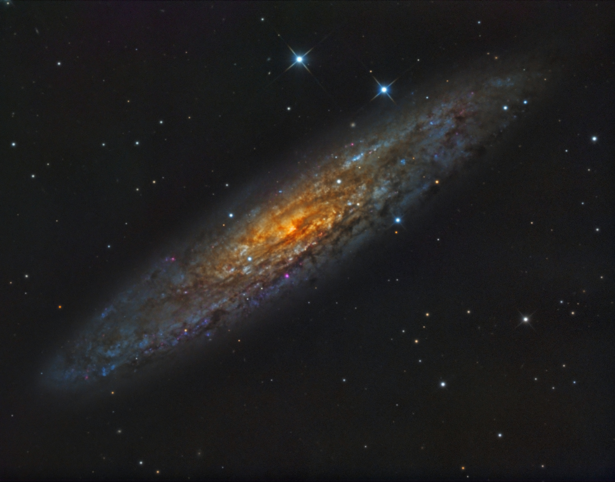 NGC 253(Taken with RC12)
